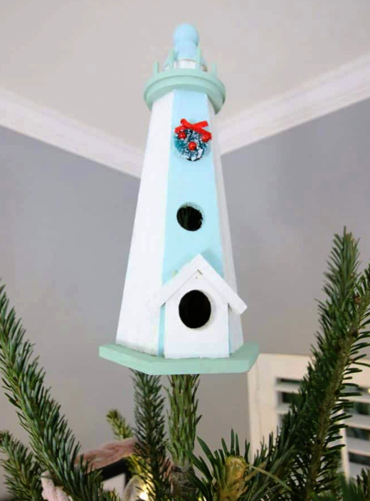 Lighthouse Tree Topper