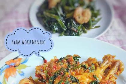 Tips Cara membuat Ayam Woku Manado, Resep Masakan Sederhana