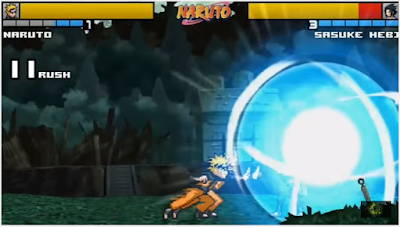 Naruto Mugen Android Terbaru