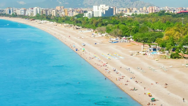 شاطئ كونيالتي