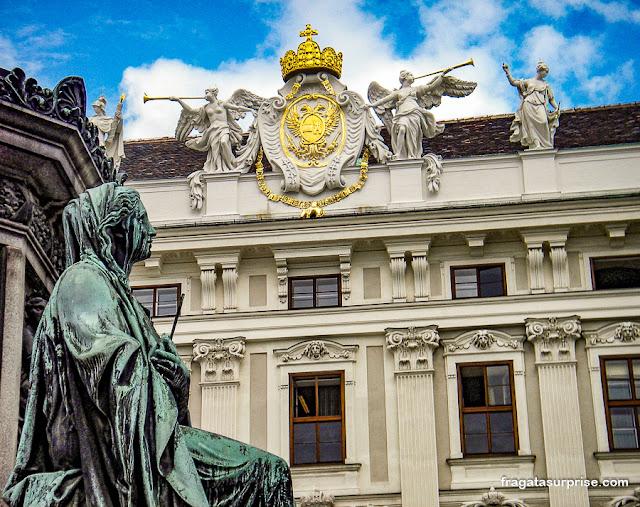 Chancelaria Imperial, Hofburg, Viena