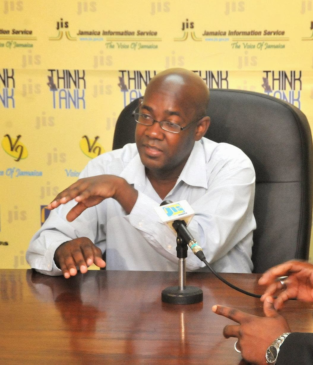 My Thoughts on Technology and Jamaica: Why UNICEF's Dr Kenneth