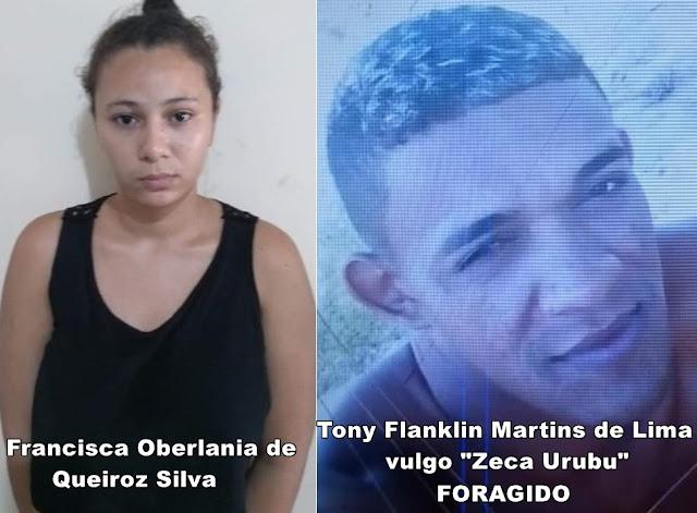 PENDÊNCIAS RN-Polícia civil e Militar de Pendência e Alto do Rodrigues prendem mulher e apreende vários produtos ilícitos