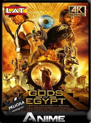 Gods Of Egypt (2016) Latino4K [2160p] UHD HDR [GoogleDrive] DizonHD
