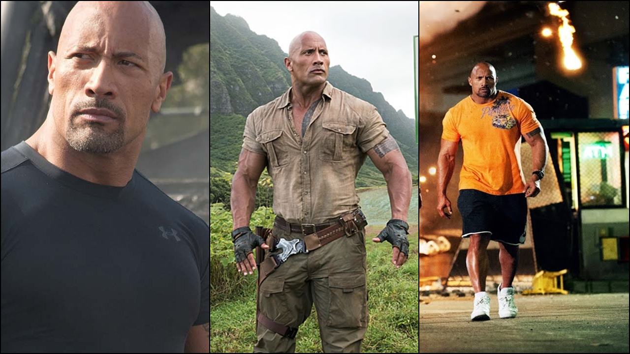 Especial de Dwayne Johnson THE ROCK no FX Brasil