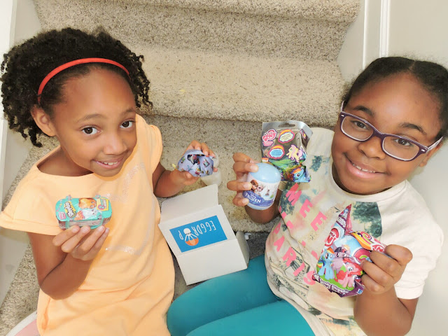 Subscription Box for Kids: EggDrop Review  via www.productreviewmom.com