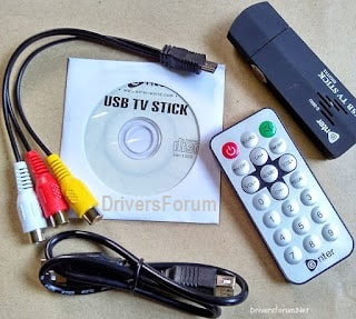 Enter E-260u USB TV Stick Driver