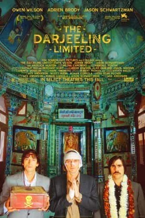 The Darjeeling Limited (2007) 300MB Hindi Dual Audio 480p Bluray