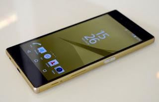 Harga Dan Spesifikasi HP Android Sony Z5 premium