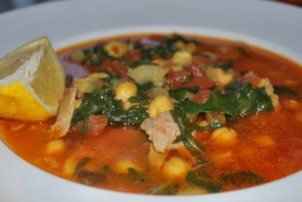 Harira - pożywna zupa marokańska