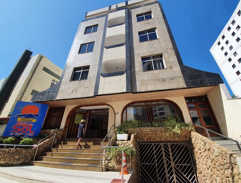 Hotel Pousada Raio de Sol Guarapari