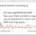 Your vote is registered or not? Pakistan General Election 2018