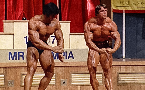 F this movie the masculine physique i cant speak for the documentaries created at the time because truthfully i cant bring a single one to mind but i love that the way pumping iron was malvernweather Images