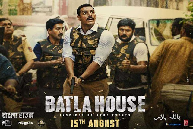 Batla House Full Movie [Pre-DvD] Download | 480p (410MB) | 720p (1.4GB)
