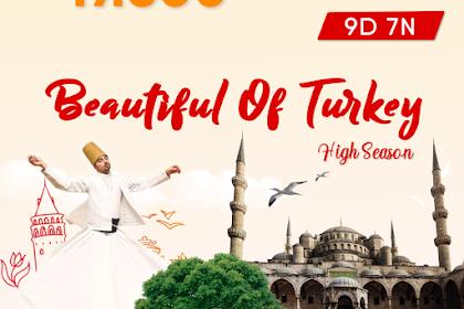 Paket Tour Turki Cappadocia