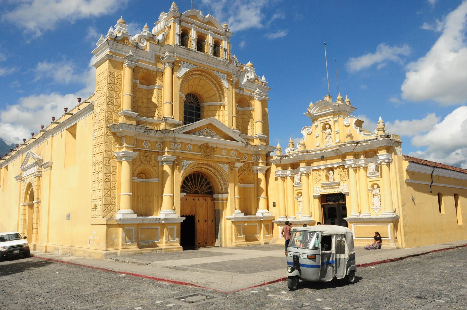 How to spend 2 days in Antigua Guatemala | Wanders Miles