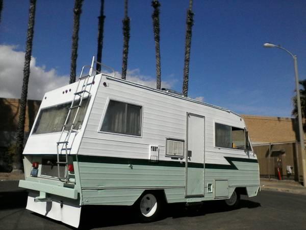 Used rvs classic motorhome 1972 dodge escapade for sale for Classic motor homes for sale