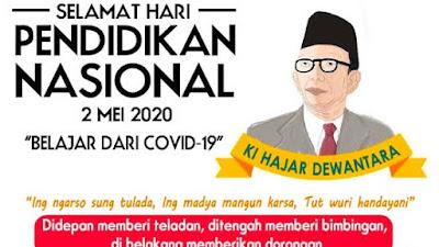 Selamat Hari Pendidikan Nasional Tahun 2021