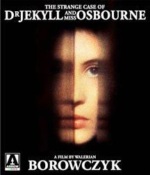Strange Case Of Dr Jekyll And Miss Osbourne, The [Dual Format Blu-Ray/DVD]