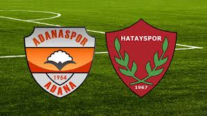 Adanaspor vs Hatayspor  canlı maç izle