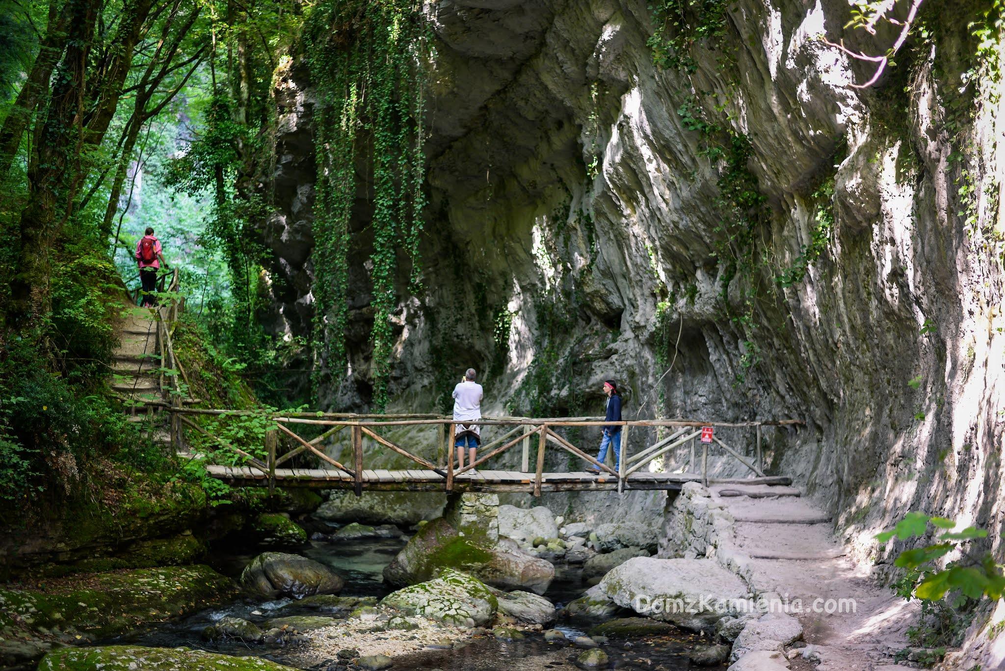Dom z Kamienia, wakacje w Abruzzo - Valle d'Orfenta