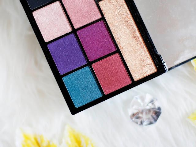 Paleta Carmi Makeup Revol