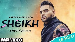 Shekh lyrics - Karan Aujla Lyrics kings