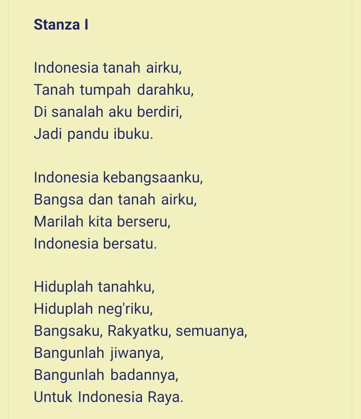 Tag Free Download Mp3 Lagu Nasional Indonesia Raya