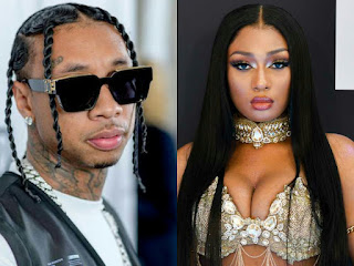 """Tyga and Megan Thee Stallion Releases """"Freak"""" Song For New album"""
