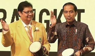Rocky Gerung: 2024 Nanti, Pak Jokowi Jadi Wapres, Airlangga Presiden