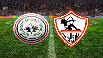 مباراة الزمالك وطلائع الجيش ماتش اليوم 9-1-2021 والقنوات الناقلة في الدوري المصري
