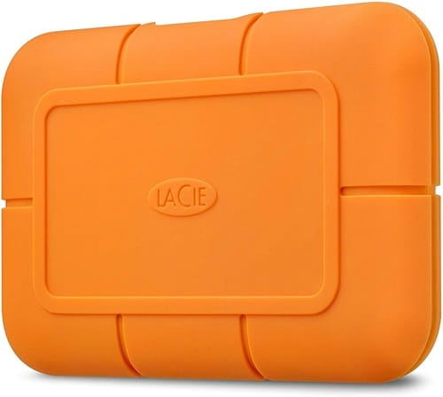 Review LaCie Rugged 1TB External SSD Water Resistant