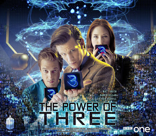 Doctor Who Season 7 The Power of Three