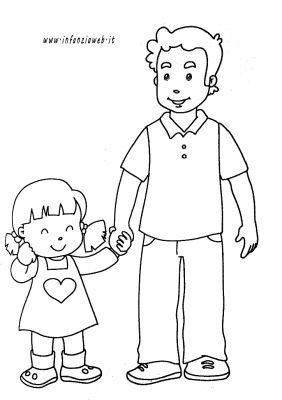 10 15 Atividades Dia dos pais para colorir