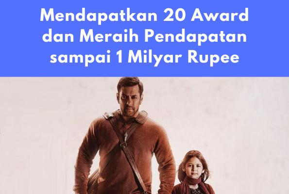 penghargaan film bajrangi bhaijaan