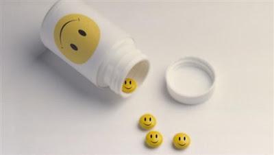 Píldoras de la felicidad