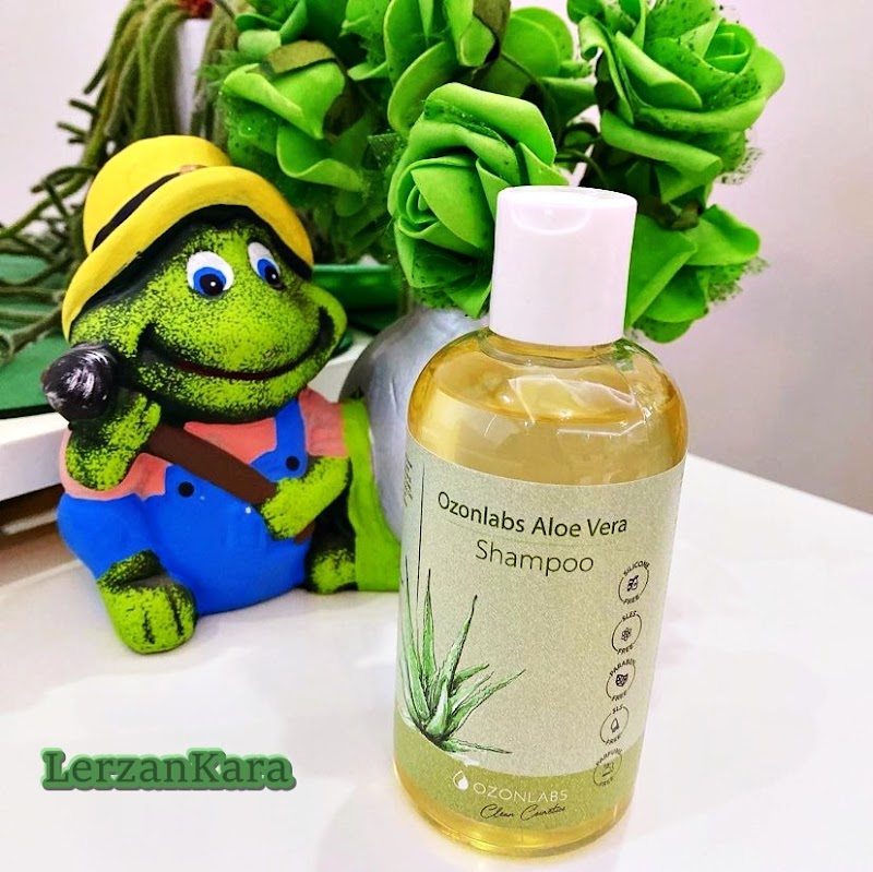 Ozonlabs Aloe Vera Şampuan