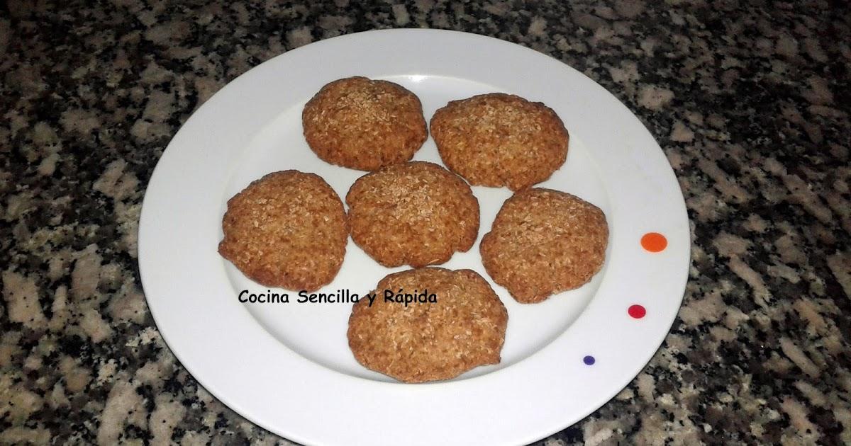 Cocina sencilla y r pida galletas de avellanas for Cocina rapida y sencilla
