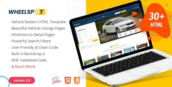 Best Vehicle Listing Template