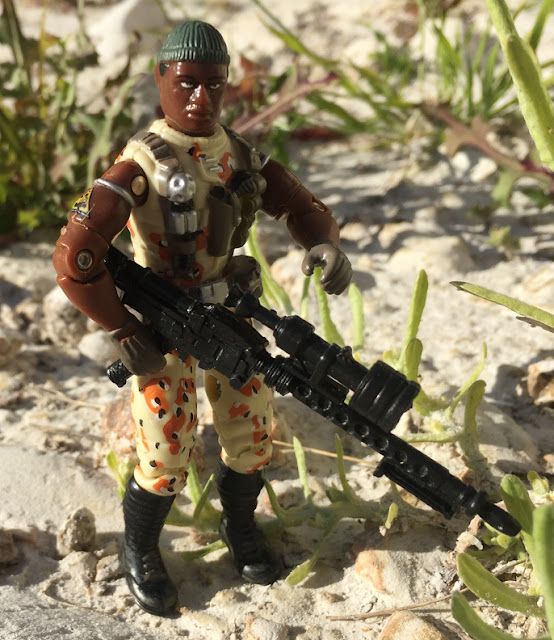2004 Desert Patrol Stalker, Toys R Us Exclusive, Night Force Tunnel Rat, Black Major, Snake Eyes, Funskool, Night Force, 2019