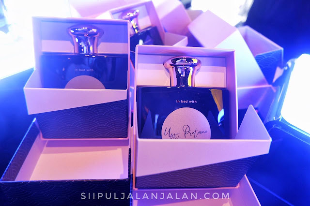 Sexy! Aroma Parfum In Bed with Ussy Pratama