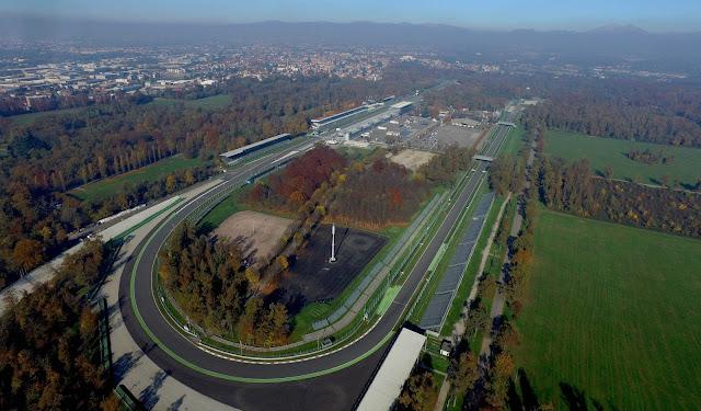 Monza Rally Venue