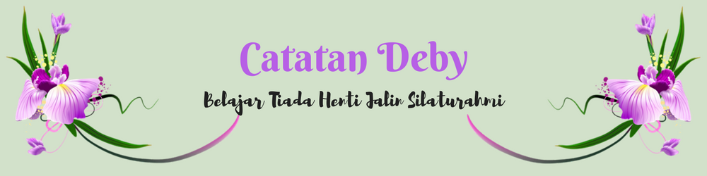 Catatan Deby