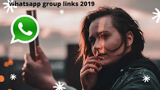 Unlimited Active whatsapp group links 2019