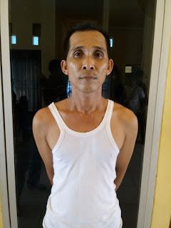 Zainal Dibekuk Sat Reskrim Polres Muba Atas Tindakan Penganiayaan