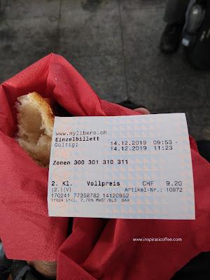 Tiket kereta Aarberg