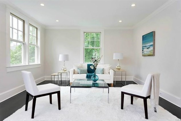 Color Forte Beach House With Benjamin Moore Colors Balboa