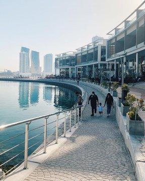 اماكن رايقه و هادئه و ما فيها زحمه في #البحرين