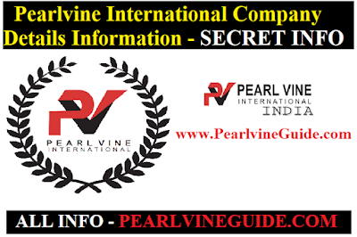 Pearlvine International Company Details Information