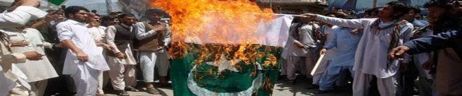 Protests Organised Across World Slamming Pakistan For 'Sponsoring Terrorism' In Afghanistan